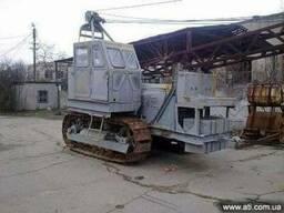 Запчасти на ЧТЗ Т-100 ЧТЗ С-100 с Крана тракторного ТК-53