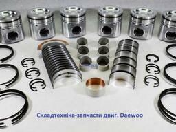 Запчасти на двигатели Daewoo G420E и Daewoo G420F