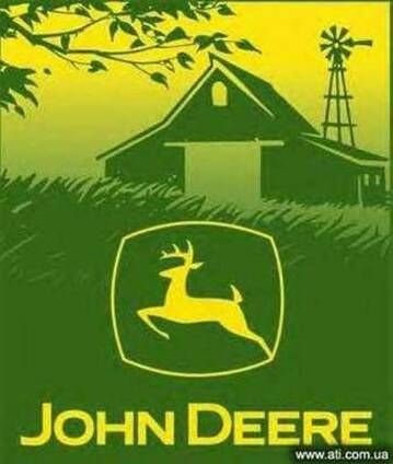 Запчасти на John Deere от Агрокар