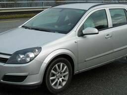 Запчасти на Opel Astra H 2005-2007