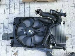 Запчасти Ниссан Nissan X-Trail 16г. 2 радиатора дизель