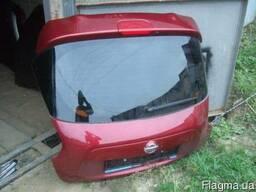 Запчасти Ниссан Жук Nissan Juke 13г. Крышка багажника