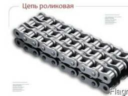 Роликовая цепь DIN 8187-12 В-1-7-4 Е