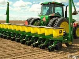 Запчасти к посевной и почвообрабатывающей технике Джон Дир