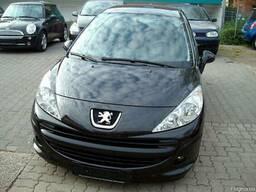 Запчасти Разборка Peugeot 207 Бампер Дверь Крыло Капот Решет