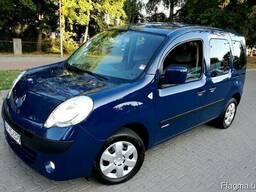 Запчасти Renault Kangoo ІІ Рено Кенго ІІ 2008-2014