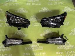 Запчасти Винница Лексус Lexus NX 14-19 капот, крыло, фары, туманки