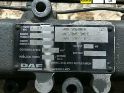 Запчастини до мотора DAF XF 95 (XF315M)
