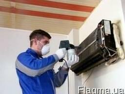Заправка кондиционера - Швидко сервис