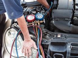 Заправка кондиционеров легковых автомобилей