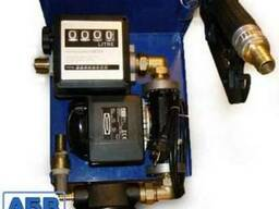 Заправочный мобильный модуль дизельный