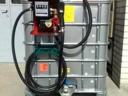 Заправочный модуль для Дизельного Топлива (Мини АЗС)