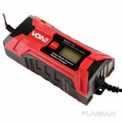 Зарядное устр-во 6-12V/0.8-4.0A/3-120AHR/LCD/Импульсное. ..