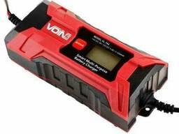 Зарядное устр-во 6-12V/0.8-4.0A/3-120AHR/LCD/Импульсное...