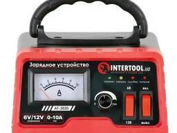 Устройство зарядное для аккумуляторов 6/12 В, 0-10 А, 6-120 Ач, с микропроцессором. ..