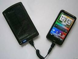 Зарядное устройство на солнечных батареях 4000мАч