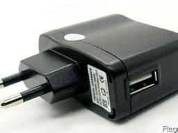 Зарядное устройство USB адаптер 220 сharger
