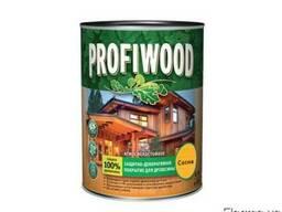 Защит. -декор. покрытие для древесины Profiwood сосна 0,75л