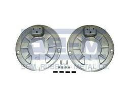 Защита барабана тормозного BPW(9900000123 | SEM13920)
