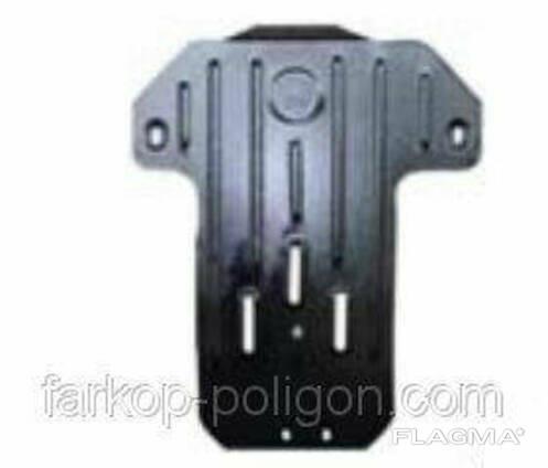 Защита радиатора/абсорбера Volkswagen Transporter T5. ..