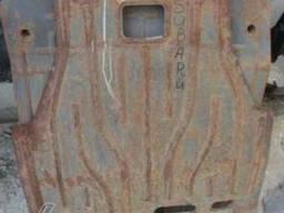 Защита двигателя на Subaru Outback 2005 года