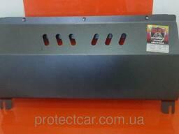 Защита двигателя Пежо Эксперт (с 2007 г.в.)