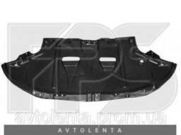 Защита двигателя пластиковая Audi A4 00-05 (FPS)