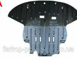 Защита бензобака FIAT Scudo v-2.0TD c 2007 г.