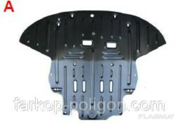 Защита картера Volkswagen Transporter T5 v-1.9TDI; 2.5TDI. ..