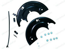 Защита тормозного барабана BPW (9900000080 | AUG52186 BPW)
