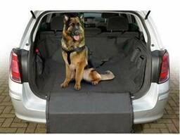 Защитная накидка в багажник авто для собак, нейлон Karlie-Fl