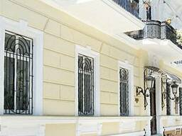 защита гидрофобизация окрашенных фасадов