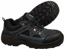 Защитная рабочая обувь, кроссовки с металлическим подноском