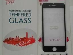 Защитное стекло 3D Iphone 6,6s,