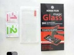 Защитное стекло на iPhone 5/5s/5c (для Айфона 5)Код: hi iPho