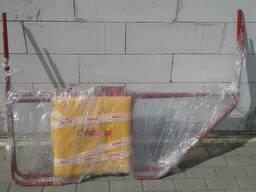 Защита брезент на польскую роторную косилку