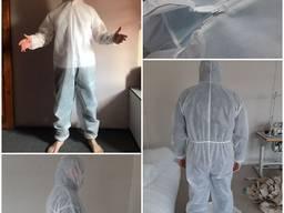 Защитный костюм (комбинезон)