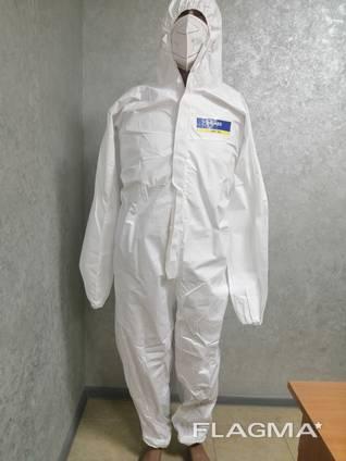 Защитный ламинированный комбинезон, противовирусные комбинезоны