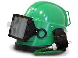 Защитный шлем пескоструйный Clemco Apollo 100 в комплекте