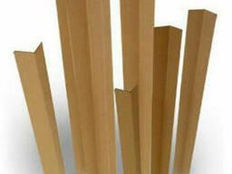 Защитный уголок картонный 35 мм х 35 мм х 2 м