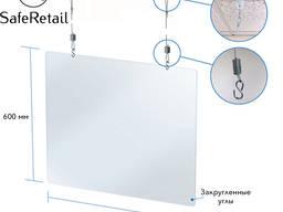 Защитные экраны для отелей, кассы супермаркетов, аптек,