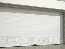 Защитные гаражные роллеты 3500*2500 мм, автоматика...