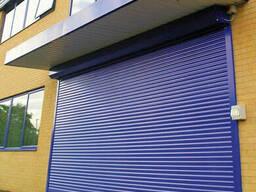 Защитные роллеты. Ролеты на окна автоматические