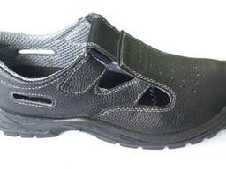 Защитные сандалии с мет носком Ралли