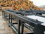 Засоби механізації деревообробних підприємств, бревнотаска - фото 4