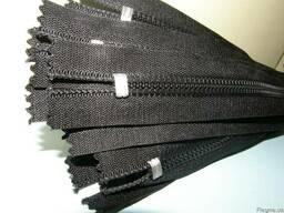 Застежка молния черная длинная (800мм-1700 мм) - фото 3