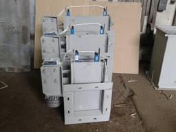 Засувка з електроприводом