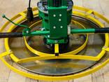 Затирочная машина двухроторная полусухой стяжке и бетона - фото 2