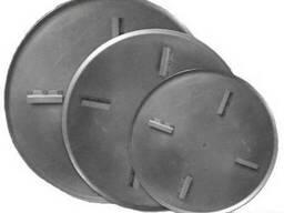 Затирочные диски 600 диаметр, под лопасти.