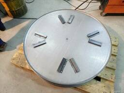 Затирочные диски, затирочные лопасти